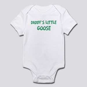 Daddys little Goose Infant Bodysuit