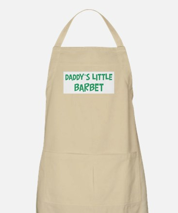 Daddys little Barbet BBQ Apron