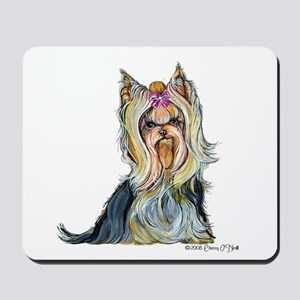 Yorkshire Terrier Her Highnes Mousepad