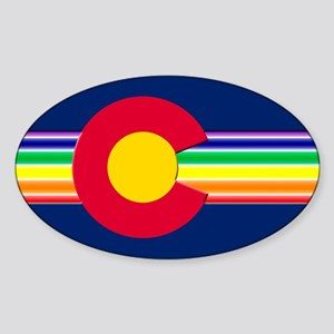 Big LGBTQI Colorado Sticker