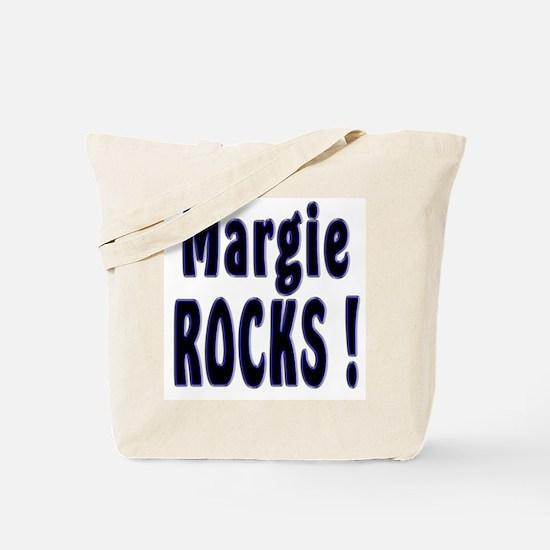 Margie Rocks ! Tote Bag