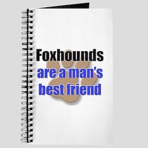 Foxhounds man's best friend Journal