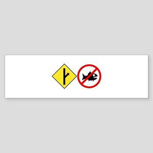 MGTOW Design4 Bumper Sticker