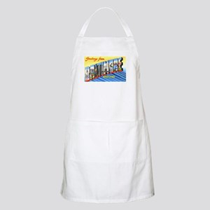 Baltimore Maryland Greetings BBQ Apron