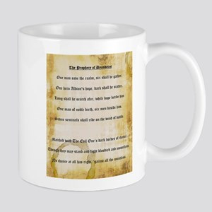 The Prophecy of Dyandetes Mugs