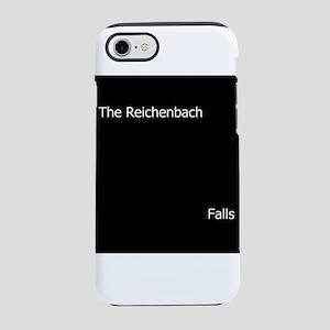 The Reichenbach Falls iPhone 8/7 Tough Case