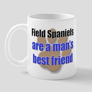 Field Spaniels man's best friend Mug