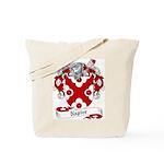 Napier Family Crest Tote Bag