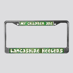 My Children Lancashire Heeler License Plate Frame