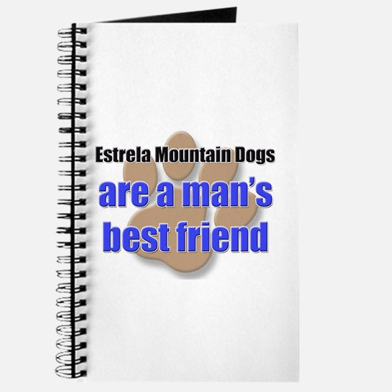 Estrela Mountain Dogs man's best friend Journal