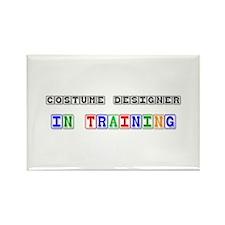 Costume Designer In Training Rectangle Magnet
