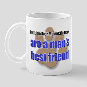 Entlebucher Mountain Dogs man's best friend Mug