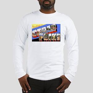 Cedar Point Ohio Greetings Long Sleeve T-Shirt