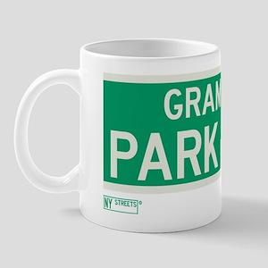 Gramercy Park East in NY Mug