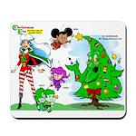 Christmas Eve Mousepad