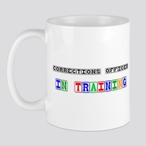 Corrections Officer In Training Mug