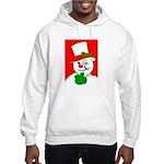 Cool Yule Logo Hooded Sweatshirt