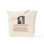 Still Liking Ike Tote Bag