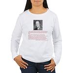 Still Liking Ike Women's Long Sleeve T-Shirt