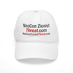 NeoCon Zionist Threat Cap