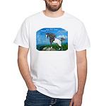 Appaloosa Dreams White T-Shirt