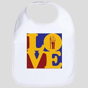 X-Ray Love Bib