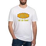 Instant Survivor Fitted T-Shirt