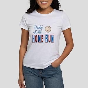 Daddy's Little Home Run Women's T-Shirt