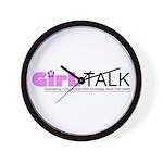 GirlTalk Wall Clock