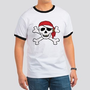 Funny Pirate Ringer T