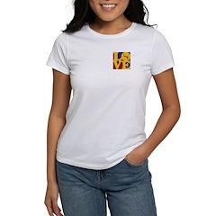 Scuba Diving Love Women's T-Shirt