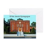 B'Nai Jacob Synogogue Greeting Cards (Pk of 10