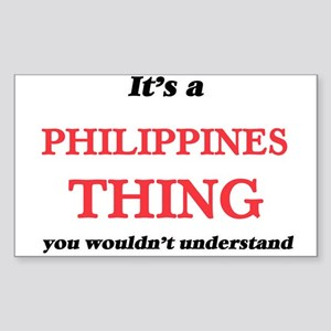 It's a Philippines thing, you wouldn&# Sticker