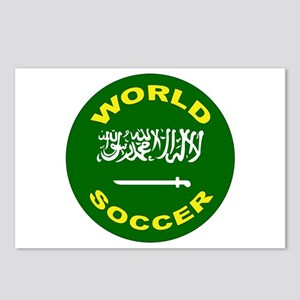 Saudi Arabia World Cup Postcards (8 Pack)