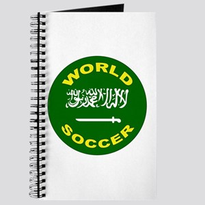 Saudi Arabia World Cup Soccer Journal