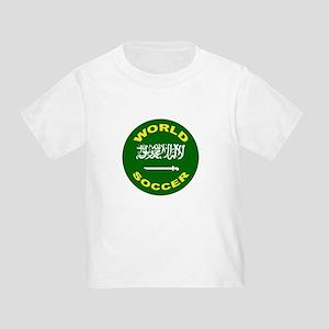 Saudi Arabia World Cup Toddler T-Shirt