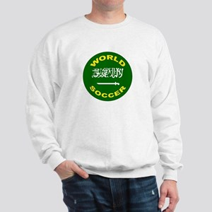 Saudi Arabia World Cup Soccer Sweatshirt