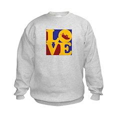 Rafting Love Sweatshirt