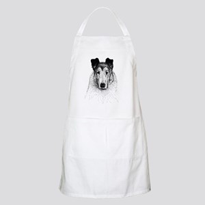 Smooth Collie BBQ Apron