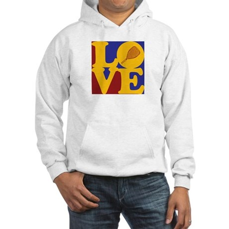 Racquetball Love Hooded Sweatshirt