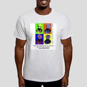 Rambam Progress Light T-Shirt