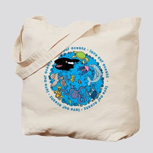 LOVE our Oceans Tote Bag