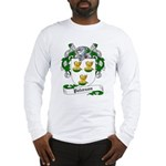 Paterson Family Crest Long Sleeve T-Shirt
