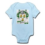 Paterson Family Crest Infant Creeper