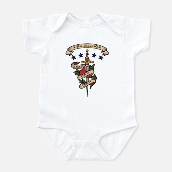 Love Projection Infant Bodysuit