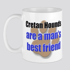 Cretan Hounds man's best friend Mug