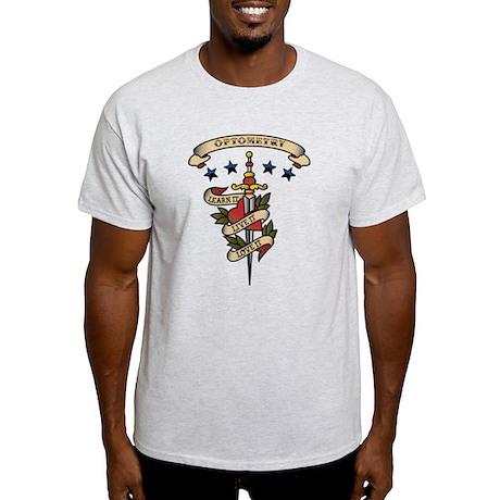 Love Optometry Light T-Shirt