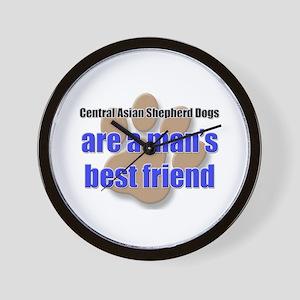 Central Asian Shepherd Dogs man's best friend Wall