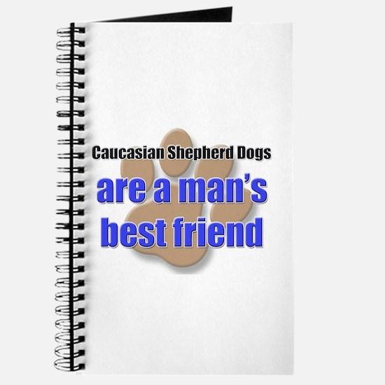 Caucasian Shepherd Dogs man's best friend Journal