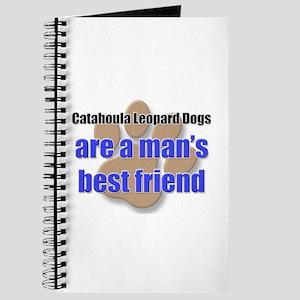 Catahoula Leopard Dogs man's best friend Journal